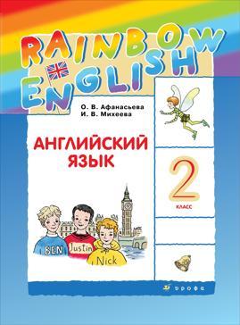 Английский язык. 2 класс. Классная работа